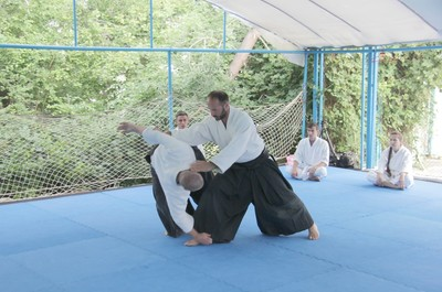 The annual training summer camp in Bulgaria, Ten-Chi Dojo